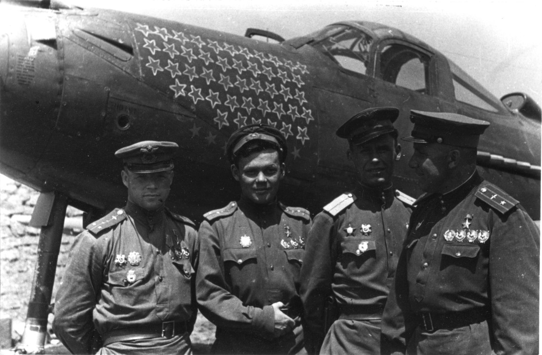 fighter aces of ww2