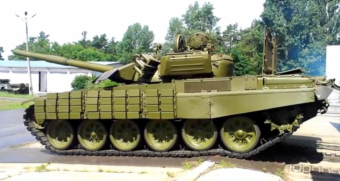 Булат танк