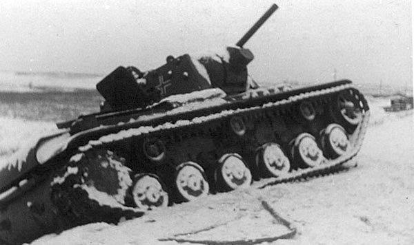 Советская бронетехника в вермахте