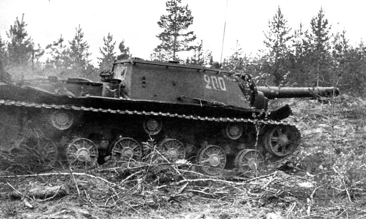 Ru 152 tank - 2721