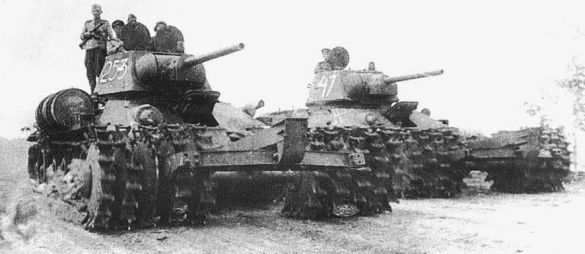 to the Wikip...T 34 Tank Stalingrad