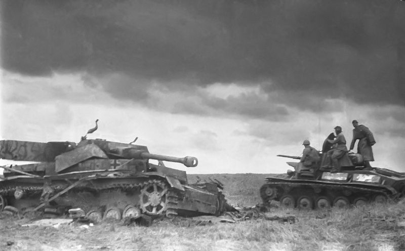 Wwii tanks and afvs in combat for How many german tanks were destroyed in ww2