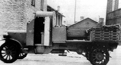 russian self propelled flaks of ww1. Black Bedroom Furniture Sets. Home Design Ideas